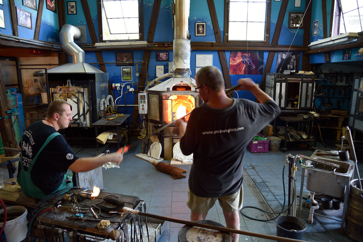 Glassworks Lindava